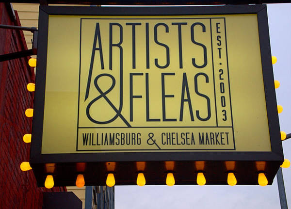 Photograph - Artists And Fleas by  Newwwman