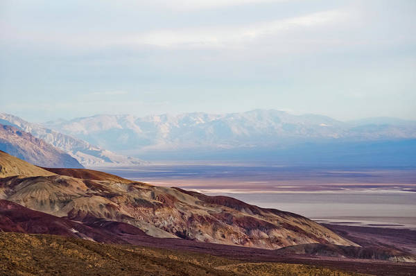 Photograph - Artist's Drive Death Valley National Park by Kyle Hanson