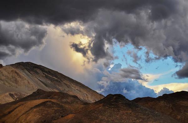Photograph - Artist's Drive Sunset by Kyle Hanson