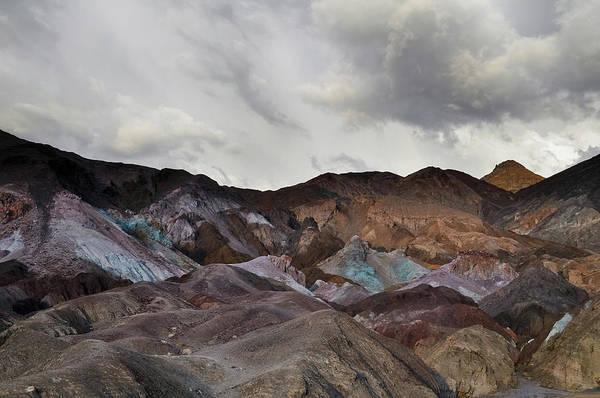 Photograph - Artist's Palette Death Valley National Park by Kyle Hanson