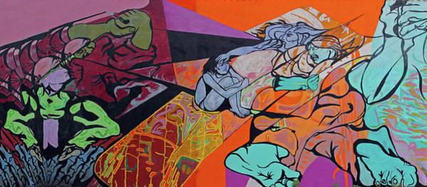 Ranchera Wall Art - Digital Art - Artists Y Poets by Jimmy Longoria
