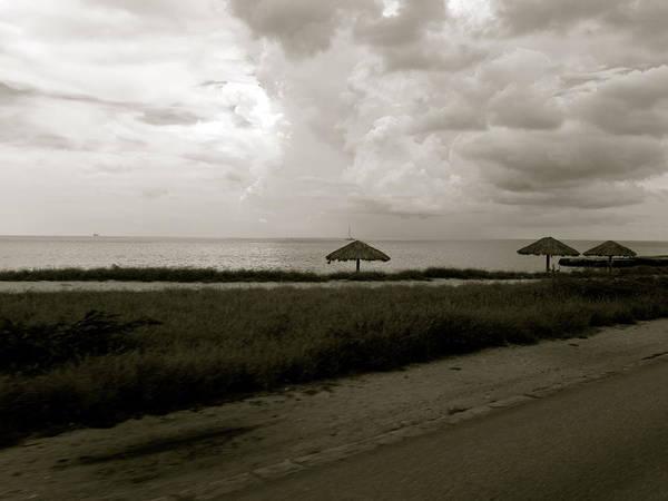 Bradley Smith Photograph - Aruban Landscape by Bradley Smith