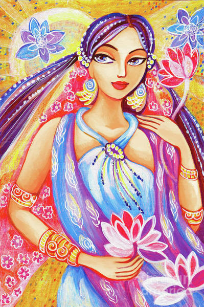 Painting - Arundhati by Eva Campbell