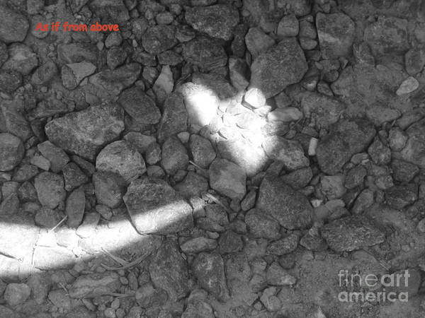 Photograph - As If From Above by Marie Neder