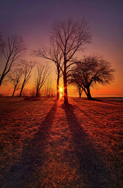 Photograph - As Sure As The Sun Will Rise by Phil Koch