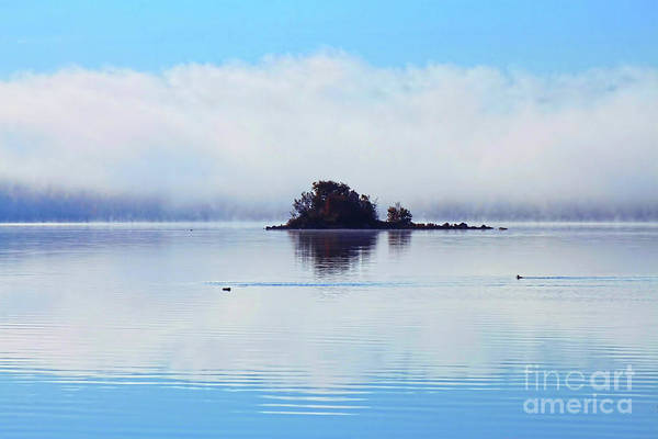 Photograph - As The Fog Clears by Cathy Beharriell