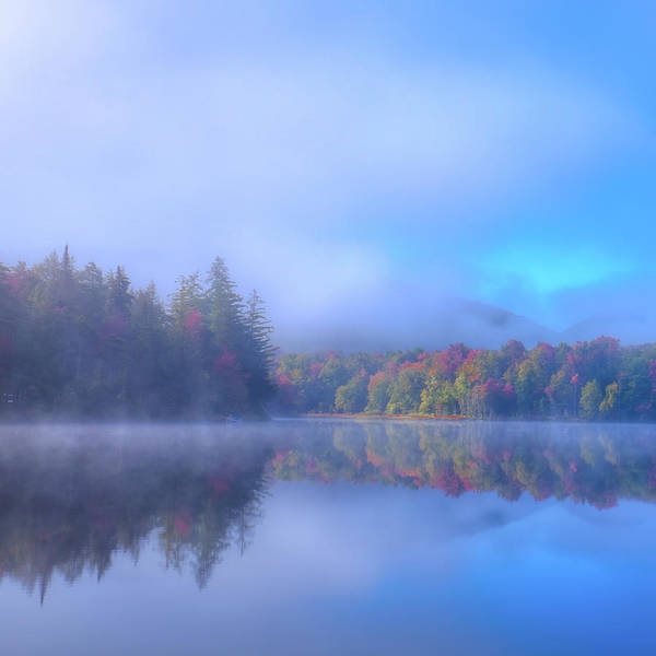 Photograph - As The Fog Lifts by David Patterson