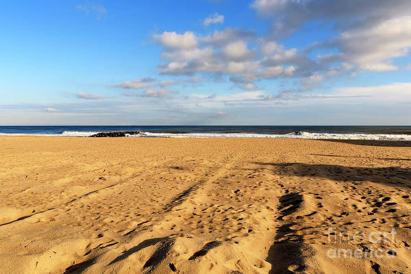 Photograph - Asbury Park Beach View by John Rizzuto