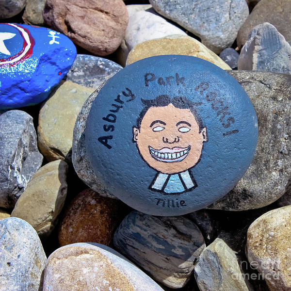 Wall Art - Photograph - Asbury Park Rocks by Colleen Kammerer