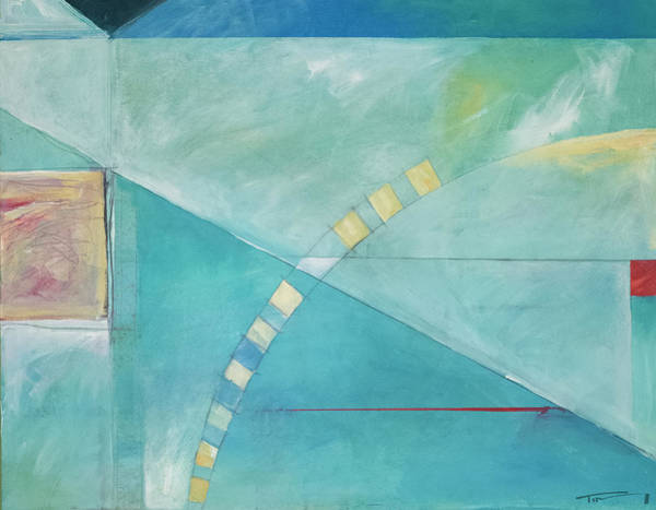 Painting - Ascension Abstract by Tim Nyberg