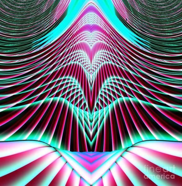 Digital Art - Ascension Into Heaven by Rose Santuci-Sofranko