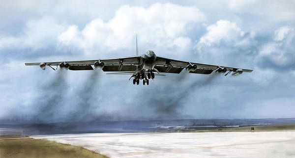 United States Air Force Digital Art - Ascension by Peter Chilelli