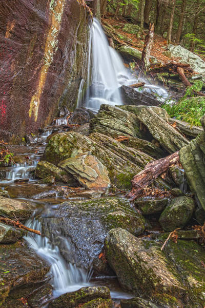 Haines Falls Photograph - Ashley Falls by Angelo Marcialis