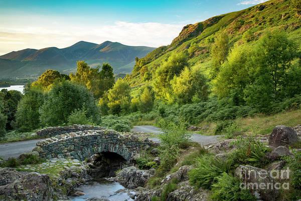 Wall Art - Photograph - Ashness Bridge by Brian Jannsen