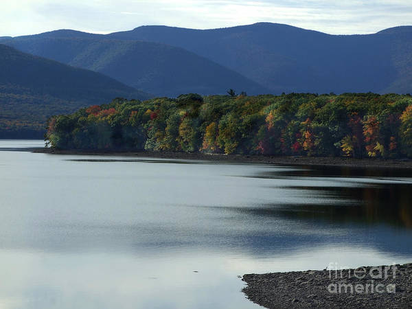 Photograph - Ashokan Hills Photograph by Kristen Fox
