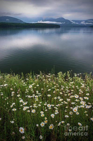 Photograph - Ashokan Reservoir by Debra Fedchin