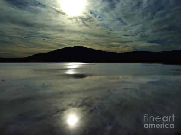 Photograph - Ashokan Sunset Photograph by Kristen Fox