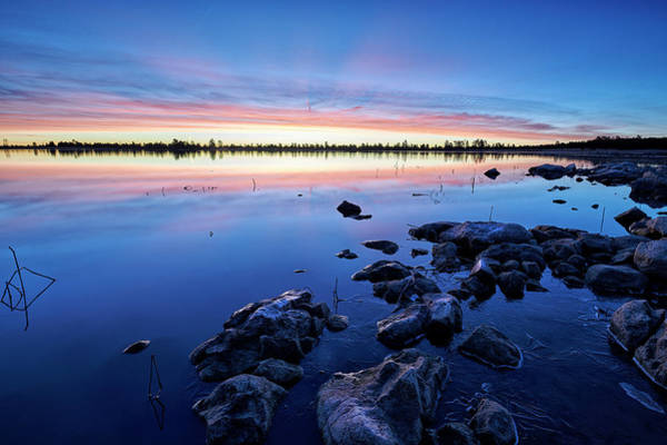 Photograph - Ashurst Lake In The Morning by Jon Glaser