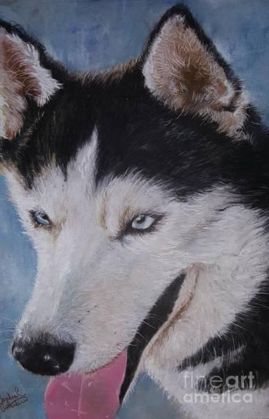 Wall Art - Pastel - Asia, My Puppy Love by Sandra Valentini