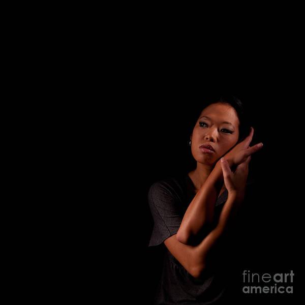 Photograph - Asian Beauty 1284569 by Rolf Bertram