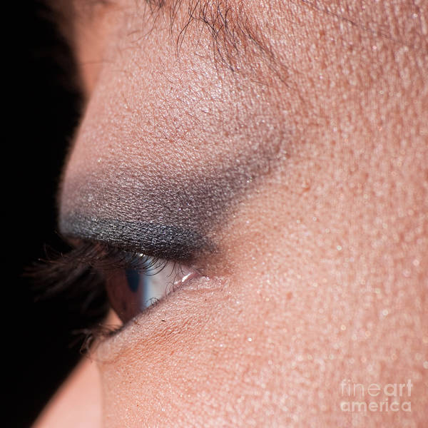 Photograph - Asian Eye 1283057 by Rolf Bertram