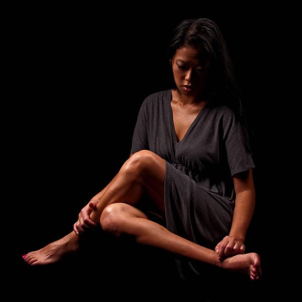 Photograph - Asian Girl 1284507 by Rolf Bertram
