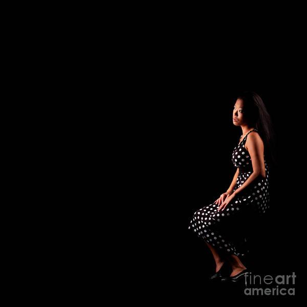 Photograph - Asian Girl 1284655 by Rolf Bertram