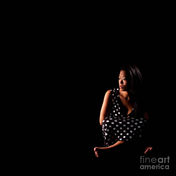 Photograph - Asian Girl 1284682 by Rolf Bertram
