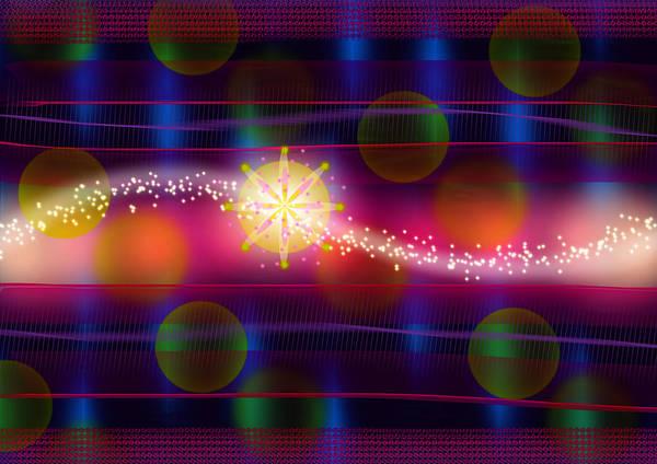Aspect Digital Art - Aspects Of Positivity 1 by Sheree Kennedy