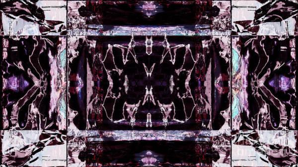 Digital Art - Spirits Rising 1 by SWMurphy