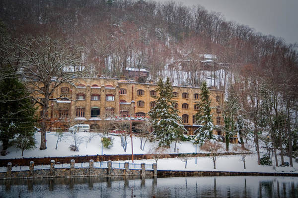 Photograph - Assembly Inn In The Snow by Joye Ardyn Durham