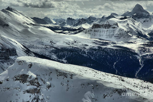 Photograph - Assiniboine In The Rockies by Adam Jewell