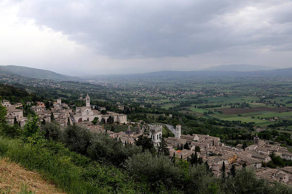 Photograph - Assisi Italy 12 by Andrew Fare