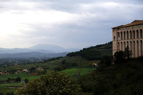 Photograph - Assisi Italy 13 by Andrew Fare