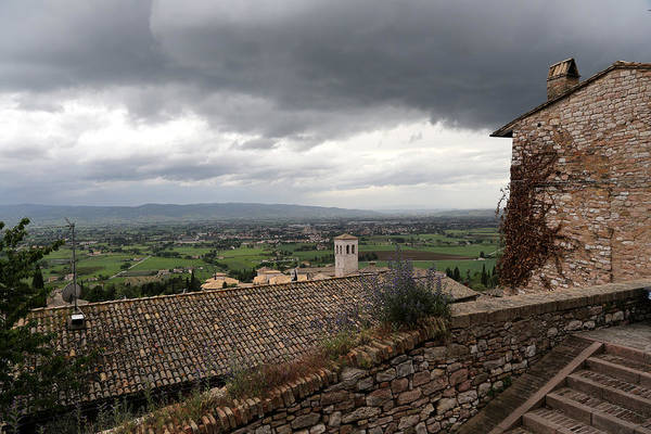 Photograph - Assisi Italy 15 by Andrew Fare