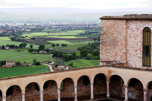 Photograph - Assisi Italy 6 by Andrew Fare
