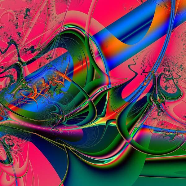 Aspect Digital Art - Associative Aspect by Barroa Artworks