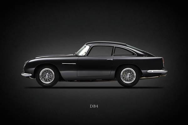 Wall Art - Photograph - Aston Martin Db4 1963 by Mark Rogan
