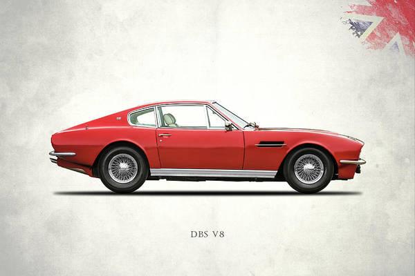 Wall Art - Photograph - Aston Martin Dbs 1971 by Mark Rogan