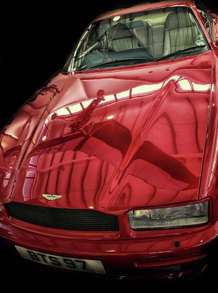 Car Wreck Wall Art - Photograph - Aston Martin by Martin Newman