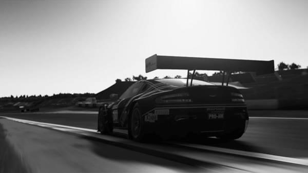 Photograph - Aston Martin Vantage Gt3 - 21 by Andrea Mazzocchetti