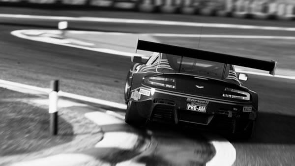 Photograph - Aston Martin Vantage Gt3 - 40 by Andrea Mazzocchetti