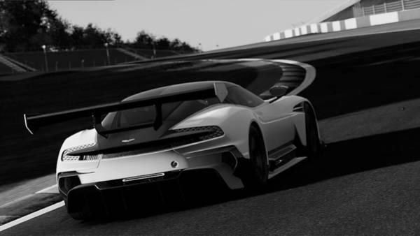 Photograph - Aston Martin Vulcan - 36 by Andrea Mazzocchetti