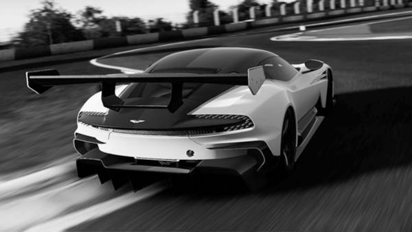 Photograph - Aston Martin Vulcan - 39  by Andrea Mazzocchetti