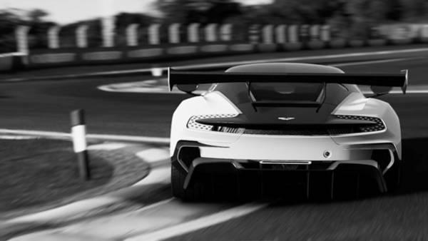 Photograph - Aston Martin Vulcan - 40 by Andrea Mazzocchetti