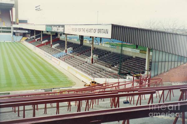 Wall Art - Photograph - Aston Villa - Villa Park - Witton Lane Stand 1 - April 1993 by Legendary Football Grounds