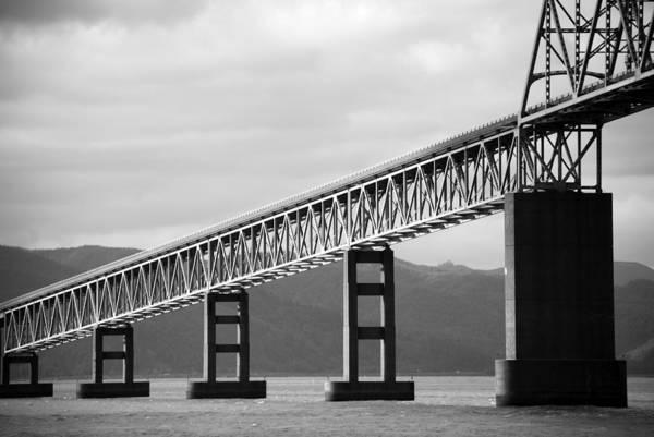 Astoria Bridge Photograph - Astoria Bridge by Alasdair Turner