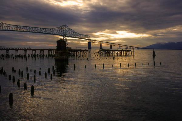 Photograph - Astoria-megler Bridge 2 by Lee Santa