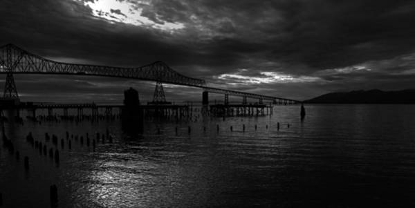 Photograph - Astoria-megler Bridge 4 by Lee Santa