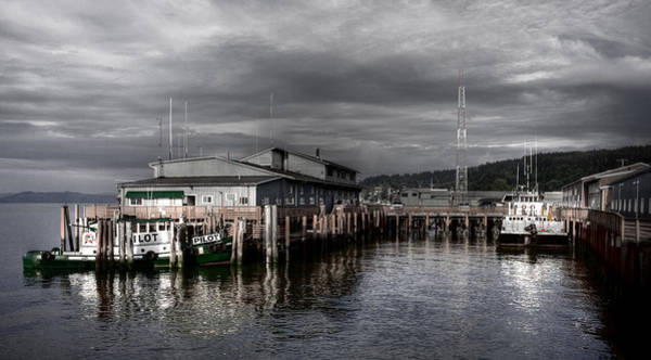Photograph - Astoria Waterfront 2 by Lee Santa